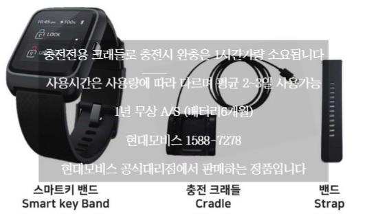 현대모비스 부품몰 스마트키밴드 팰리세이드 코나 스팅어 싼타페TM 2.png